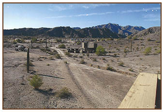 Copper Mountain RV Park in Tacna AZ brings you back to the Old Arizona