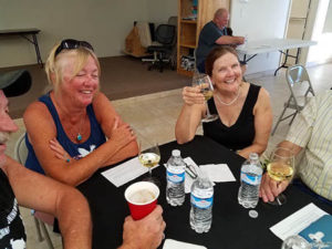Copper Mountain RV Park - new friends - great experiences