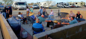 rvers at copper mountain rv park